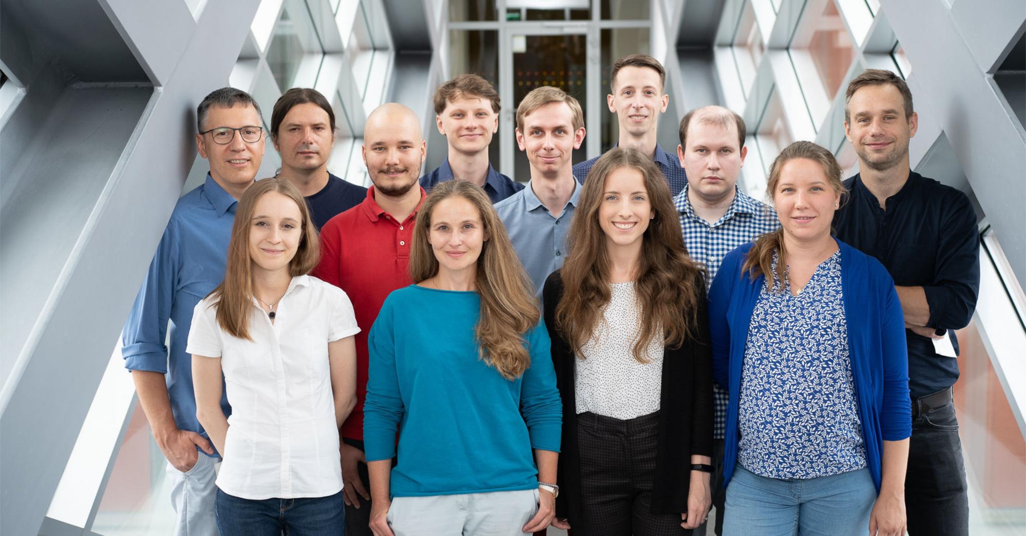 Exciton-polariton research group